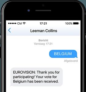 example premium sms