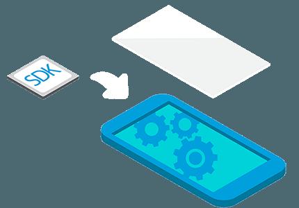 Installation SDK pour envoi message Hybrid