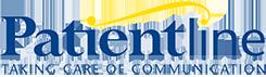 Patientline Ziekenhuis Logo
