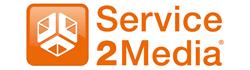Applicatie bedrijf Service2media CM