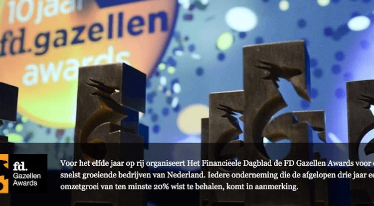 FD Gazelle 2014: CM één van de snelst groeiende bedrijven