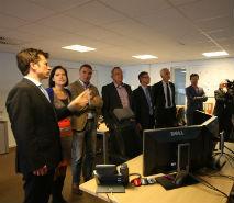 Stadsbestuur Breda bezoekt CM