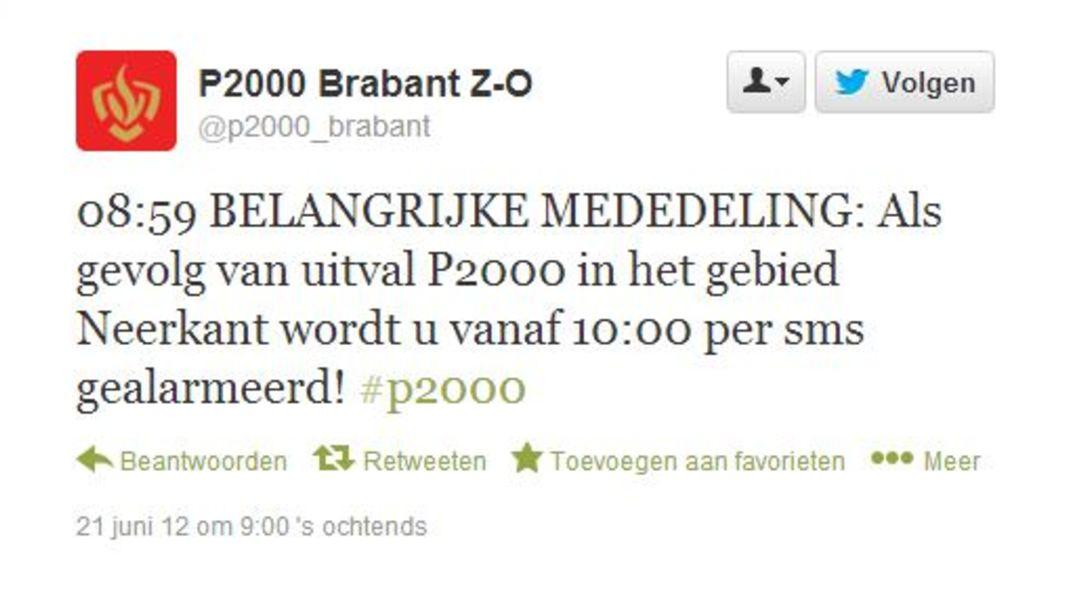 p2000 sms