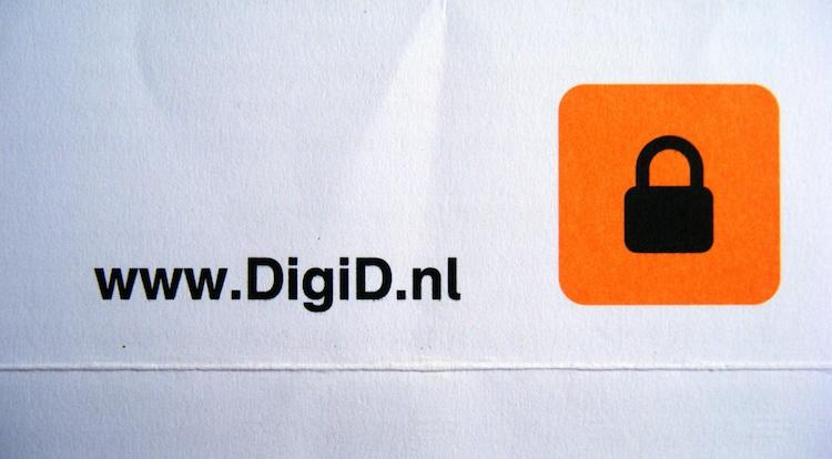 DigiD.nl logo