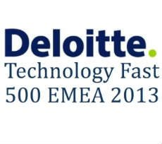 CM in Deloitte's Technology Fast 500 EMEA 2013