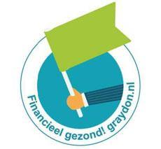 CM neemt het Graydon Certificaat voor financieel gezonde bedrijven in ontvangst