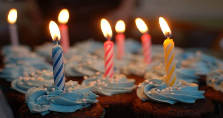 SMS 25 birthday