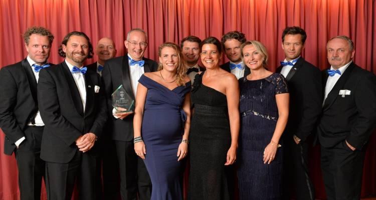 CM wint Piet Heyn Award