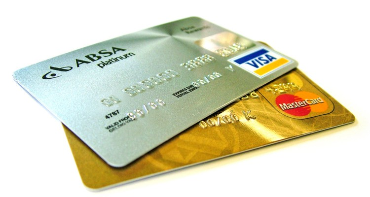 Financial Services credit card