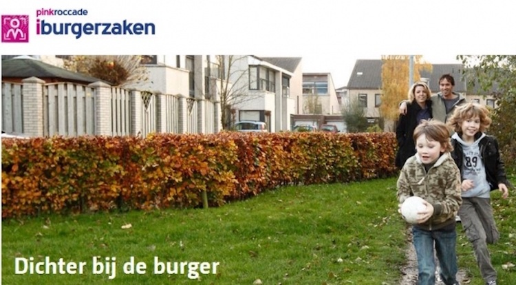 iBurgerzaken: CM innovatiepartner in PinkRoccade Local Government
