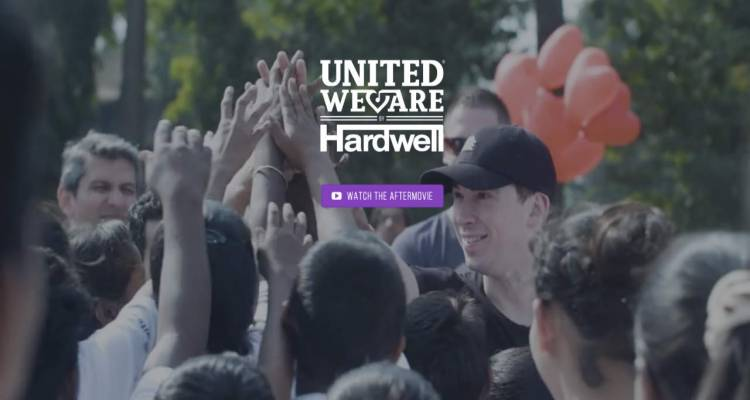Hardwell Aftermovie
