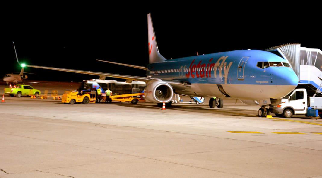 Jetairfly-crew België snel op de hoogte met SMS