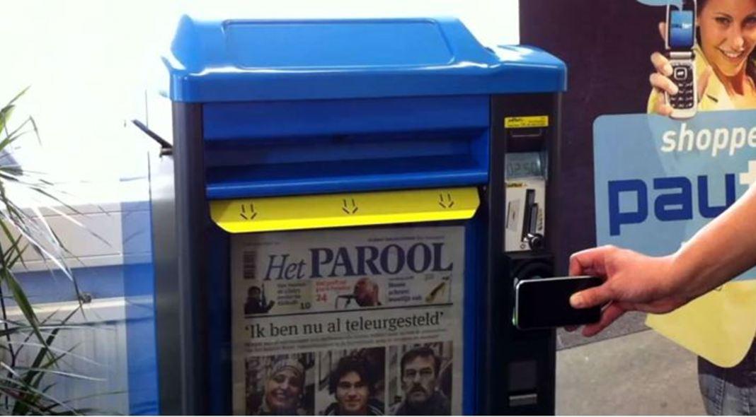 krantenautomaat