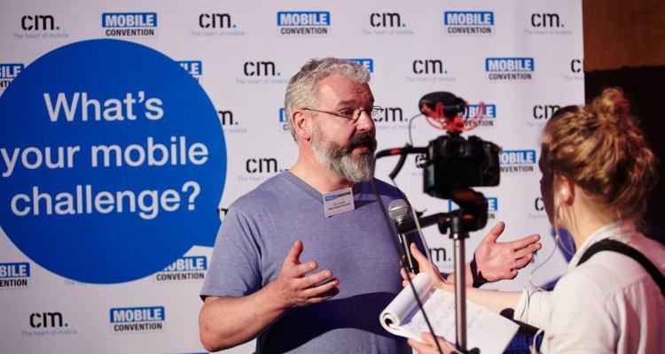 Mobile Convention London Biggest Challenge