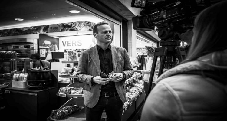 Albert Heijn to go kassaloos winkelen met cm.com