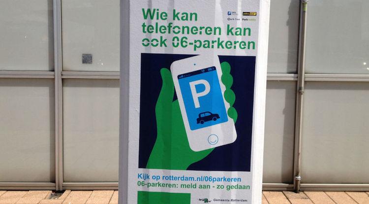 VVD-lobby succesvol, Den Helder gaat mobiel parkeren