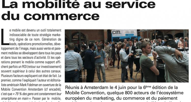 Article Journal du Telecom